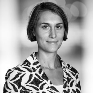 Pernilla Thessén, avdelningschef BAX, Tyréns