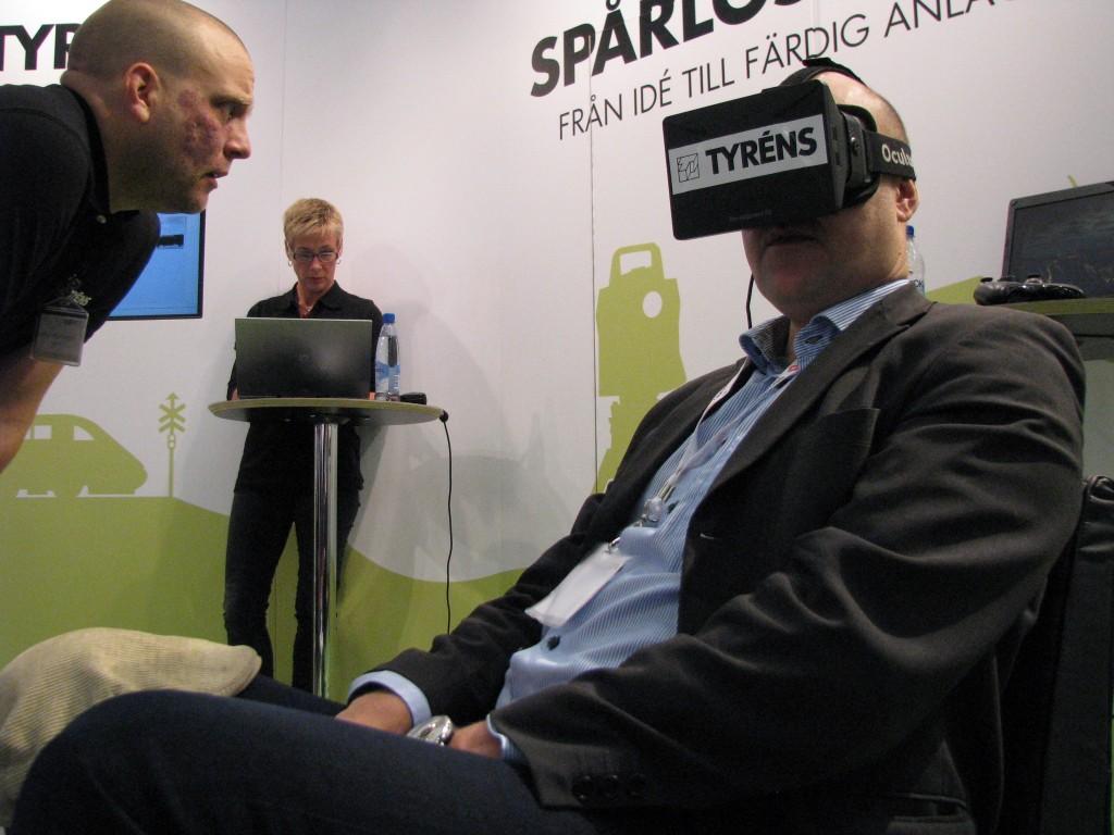 Virtual Reality på riktigt!