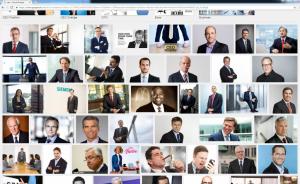 Googlesökning CEO