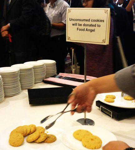 En bra hållbarhetsåtgärd för konferenser