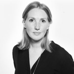 Josefin Uhnbom, strateg social hållbarhet vid Tyréns.