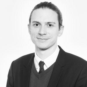 Oliver Tovatt, samhällsanalytiker på Tyréns