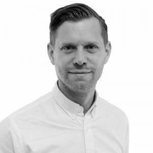 Jonas Hedlund, trafikplanerare på Tyréns